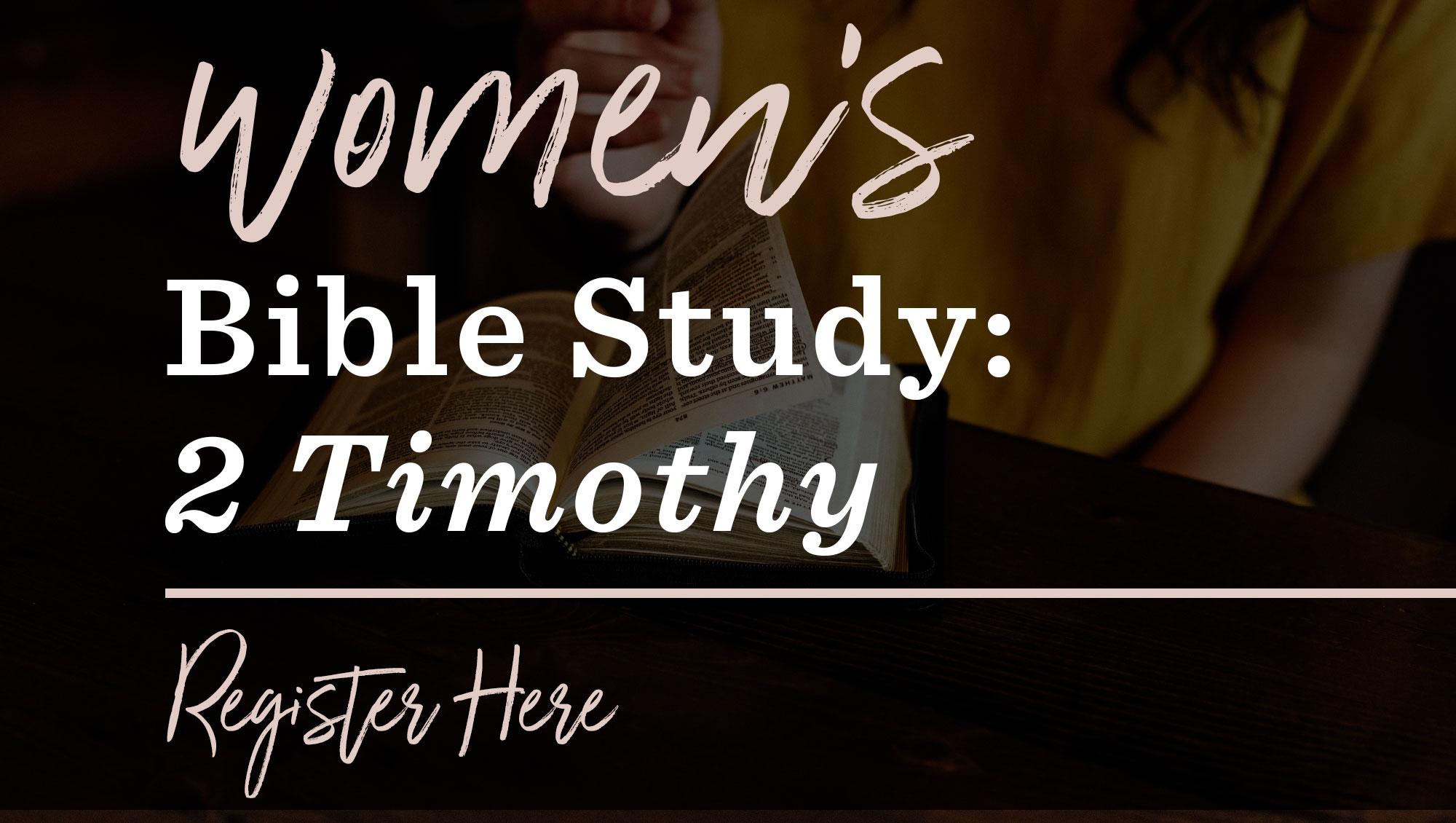 CFC Ladies Bible Study - Ephesians - YouTube